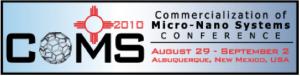 COMS 2010 logo