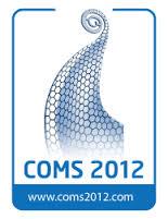 COMS 2012 logo