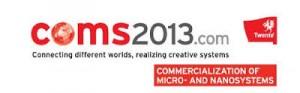 COMS 2013 logo