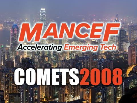 COMETS 2008